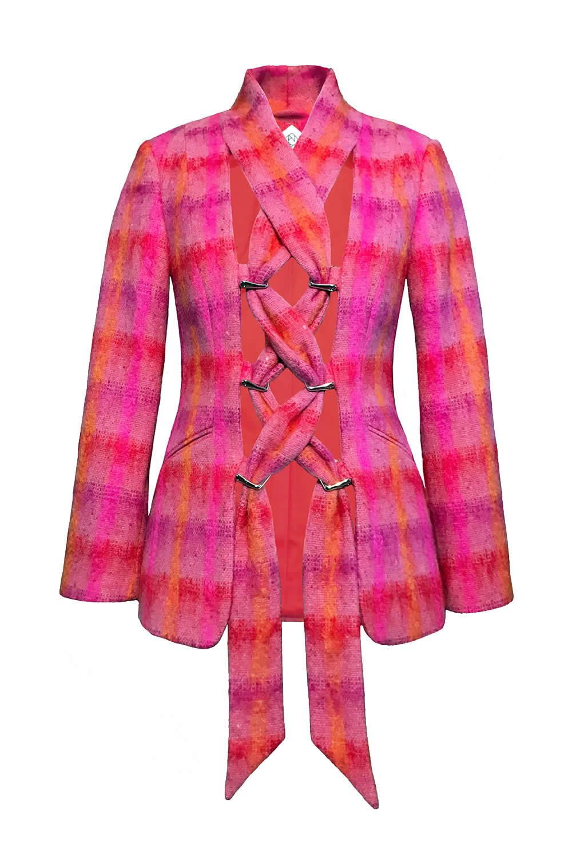 NCM Bähr Designer Theodora Blazer in pink