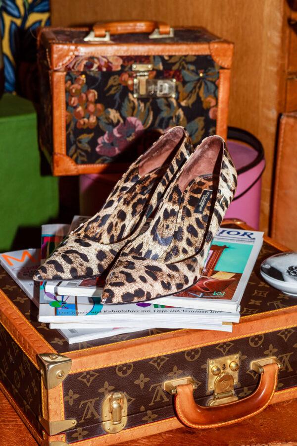 Theodora Designerkollektion Garderobe
