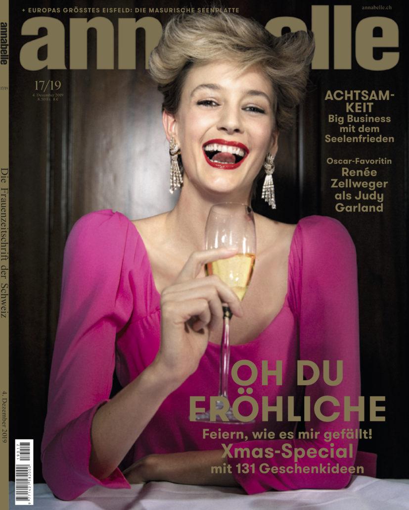 NCM Bähr Veröffentlichung Annabelle Modemagazin