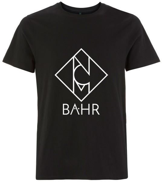NCM Bähr Logo T-Shirt unisex schwarz