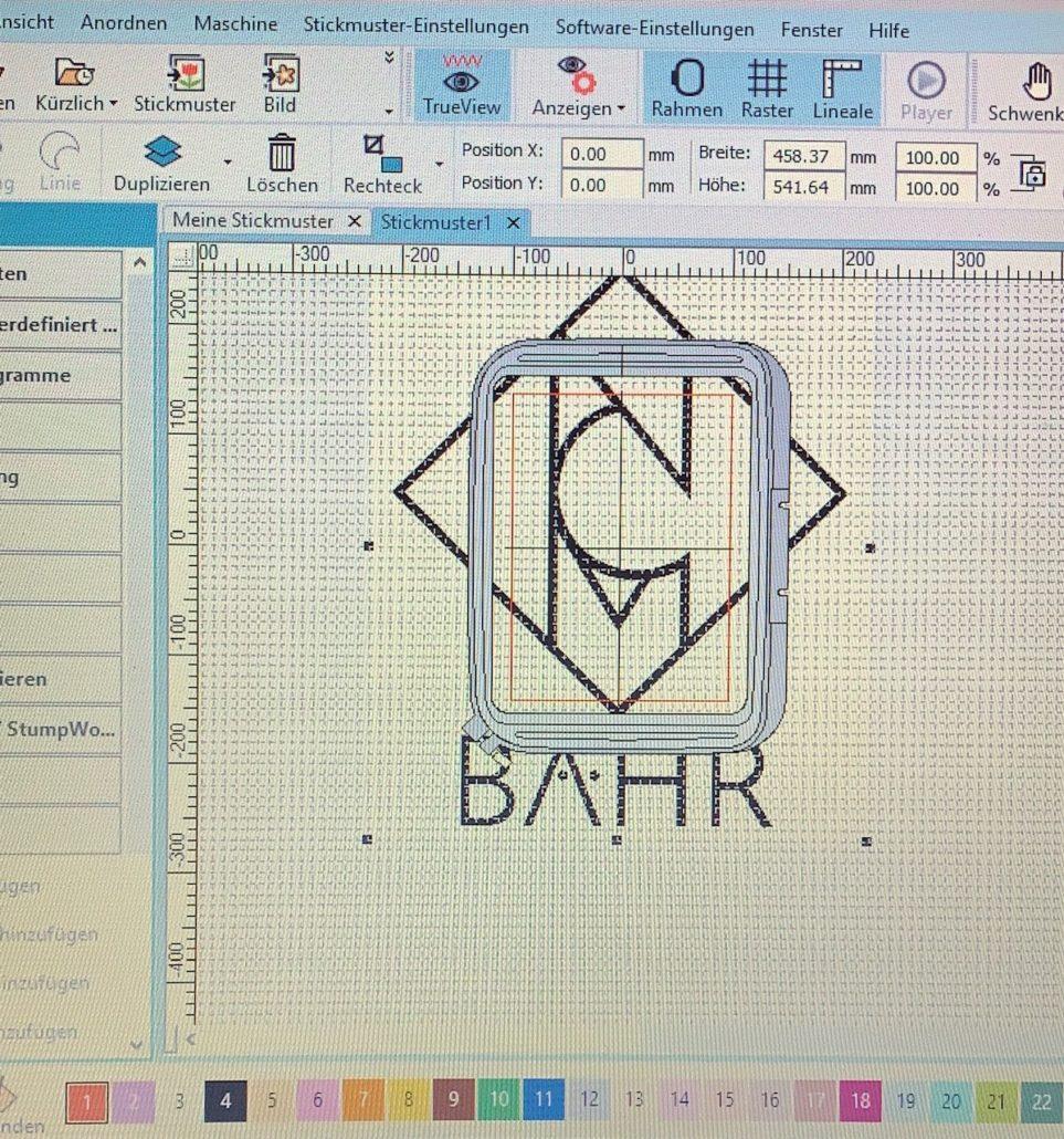 Stickdatei-Logo-Stickmaschine-NCM-Baehr-Sweater